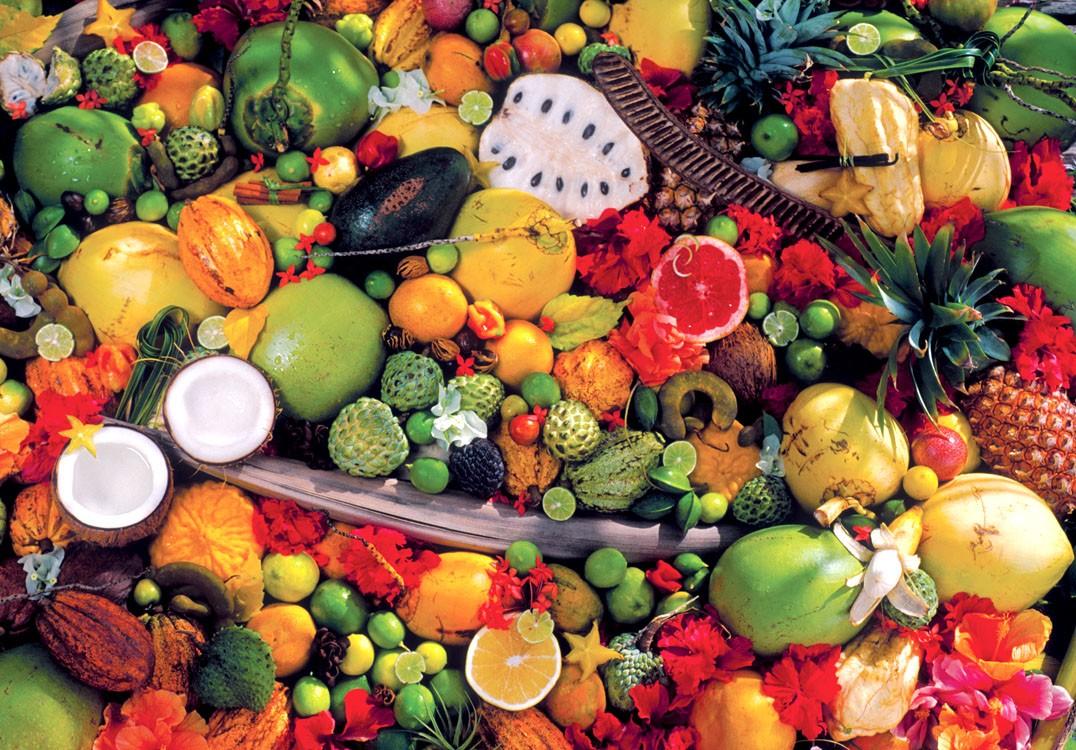 A Few Anecdotes About Fruits