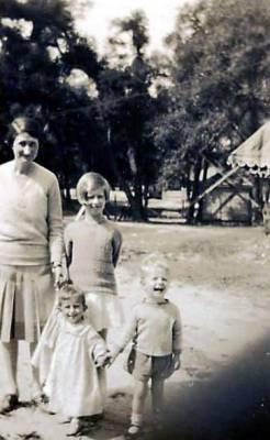 A glimpse of my grandmother, Po'Lady
